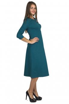 Платье М932/1 изумрудный Bast